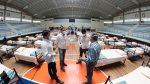 Vicepresidente Sonnenholzner habilita espacios para recibir a personas contagiadas por coronavirus en el Guayas