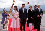 Presidente de Alemania, Frank-Walter Steinmeier, visita Ecuador