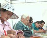 Gobierno fortalece compromiso con adultos mayores