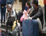 VIDEO   Venezolanos radicados en Ecuador, Colombia y Perú buscan el regreso a su país