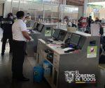 Los aeropuertos nacionales son espacios clave durante la emergencia sanitaria en el país