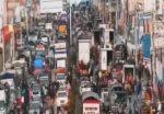 VIDEO | Cámaras del ECU-911 registraron aglomeraciones en distintas ciudades del país