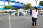 Guayaquileños adquieren alimentos de primer necesidad a bajo costo en Puntos de Abastecimiento Directo