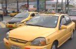 VIDEO | Horario de atención en taxis se extendió en la nueva etapa de distanciamiento en el país