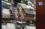 VIDEO: Aeropolicial ayuda en controles para evitar aglomeración de personas