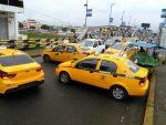 Taxistas en Quevedo bloquearon vías