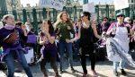 VIDEO | Cientos de marchas en España por el Día de la Mujer