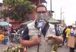 VIDEO | Informe desde Guayaquil: Ciudadanos no respetan el distanciamiento social en mercado informal