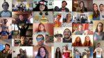VIDEO | Ecuatoriano reunió a familiares y amigos para cantar desde España a todo el mundo