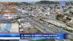 VIDEO: Este sábado se observó gran cantidad de vehículos circulando por Guayaquil