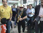 Diego Maradona sacó su lado más gracioso practicando su acento mexicano en un video