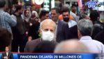 VIDEO: Pandemia dejaría 29 millones de nuevos pobres en América Latina
