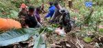 VIDEO: Rescata a un adulto mayor desaparecido en una montaña en Manabí