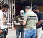 Fundación 'Oasis en el desierto' brinda ayuda humanitaria a venezolanos en Guayaquil