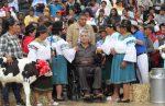Actividades del presidente Moreno en Cayambe
