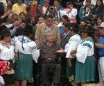 Presidente Moreno reafirma compromiso con el sector lechero del país