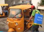 EN VIVO | Mototaxistas cumplen con protocolos de bioseguridad para laborar en Guayaquil