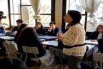 VIDEO | Ministra de Educación, Monserrat Creamer, conversa con estudiantes del ciclo Sierra