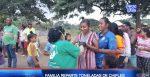 VIDEO|Familia reparte toneladas de chifles a más necesitados