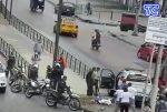 VIDEO| Dos presuntos microtraficantes fueron capturados en plena avenida principal del sur de Guayaquil