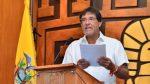 ¡ÚLTIMA HORA! El prefecto del Guayas Carlos Luis Morales fue detenido por la Policía y Fiscalía