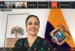 VIDEO | Rocío de Moreno participó de un conversatorio con el Papa Francisco en el Día Mundial del Medio Ambiente