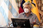 El presidente Moreno hace un llamado a las autoridades de control para fortalecer lucha contra la corrupción