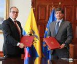 Ecuador y la Unión Europea suscriben convenios destinados a zonas prioritarias del país