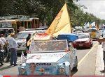 Candidatos a la alcaldía de Guayaquil cerraron sus campañas