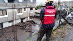 VIDEOS: deslave en sector Pinar Alto, norte de Quito