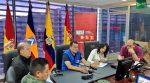 Reporte desde el ECU-911 sobre las novedades del proceso electoral
