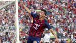 Niño de 14 años anota en el superclásico del fútbol paraguayo