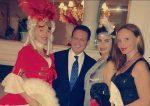 Luis Miguel organiza fiesta de Halloween y una foto podría delatar a su nuevo amor