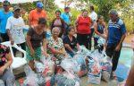 Damnificados por inundaciones en la provincia del Guayas