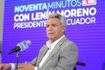 Presidente Moreno aclara rumores sobre su estado de salud