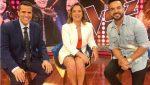 VIDEO | Así fue el esperado reencuentro de Adamari López y Luis Fonsi