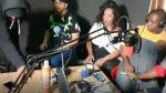 Transmiten en vivo el asalto de un estudio de radio
