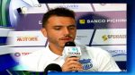 Mariano Soso confirmó que ante Guayaquil City fue su último encuentro con los azules