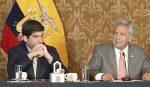Presidente Moreno se reunió con Prefectos electos