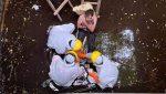 VIDEO | Hombre cayó a un pozo de cuatro metros en Indonesia