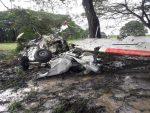 IMÁGENES IMPACTANTES   Se estrella avioneta en Baba, provincia de Los Ríos