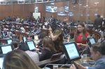 Asambleístas realizan observaciones a reformas en Ley de tránsito