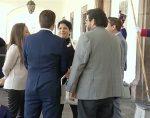 Presidente Moreno realizó reunión con coordinadores de Alianza País