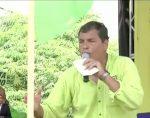 Se presentó documentación sobre presuntos aportes irregulares de Alianza país