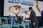 Prefectura del Guayas trabajará internamente 60 días