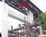 Avanza construcción de aerovía de guayaquil
