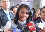 Fiscal Salazar se mostró en desacuerdo con decisión de Consejo de la judicatura