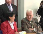 Familia alemana asegura tener pruebas de documentos forjados en caso contra Chiriboga