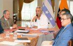 Presidente Moreno habla sobre la situación en los centros de rehabilitación