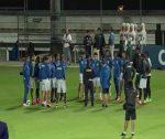 Selección enfrenta el domingo a Uruguay